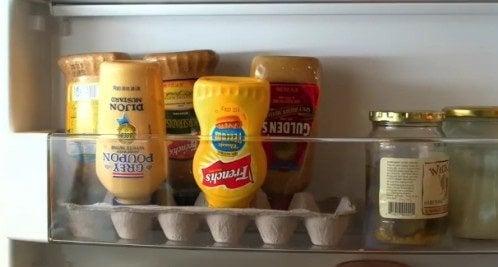 зберігання соусіву холодильнику