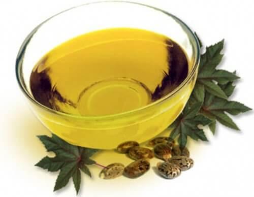 рицинова олія