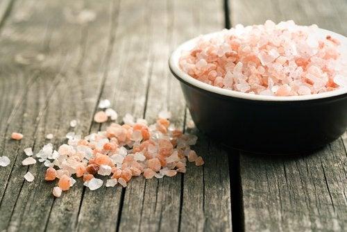 рожева сіль подолає мігрень