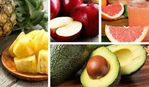 8 корисних для організму фруктів