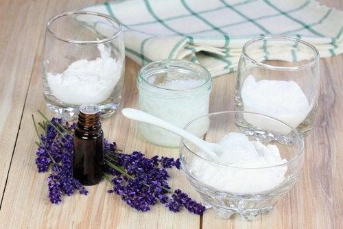 детоксикація пахв натуральними дезодорантами