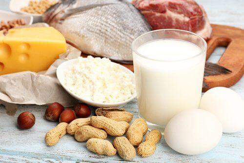 Споживання білків