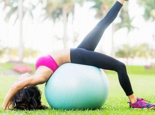 Вправи проти стресу