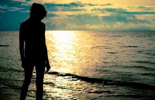 людина на морі
