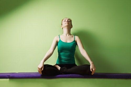 Йога проти стресу