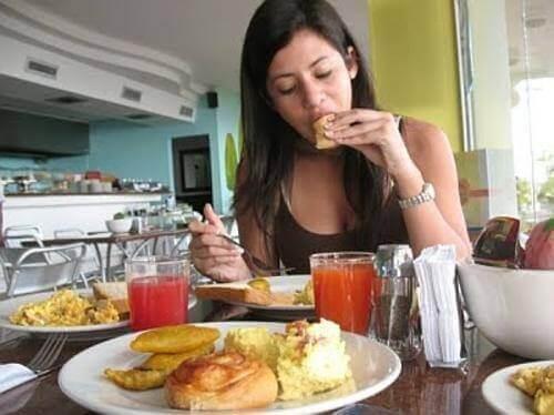 неправильне харчування