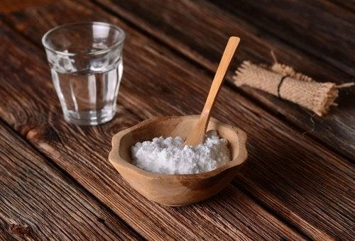 рівень pH можна регулювати вживаючи харчову соду