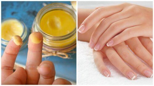 Натуральний засіб для омолодження шкіри рук