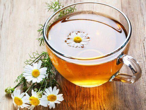 Чай із ромашки