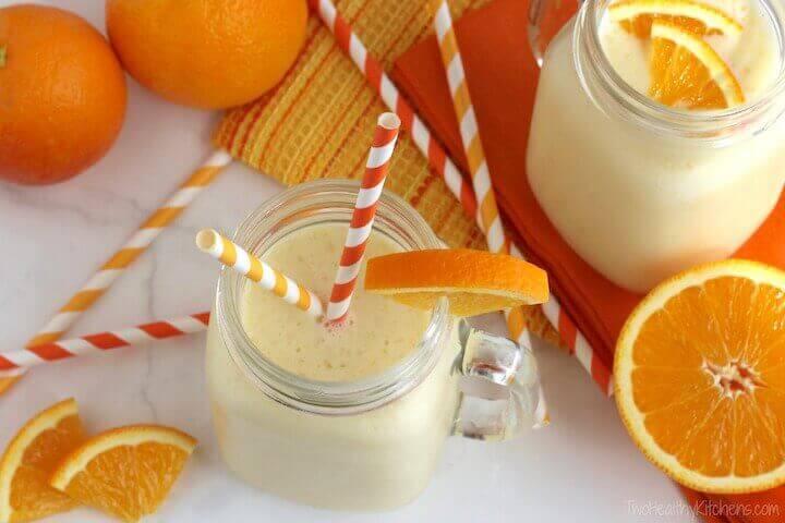 смузі з апельсином
