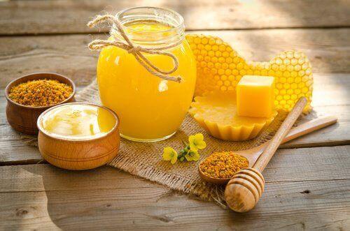 мед та віск