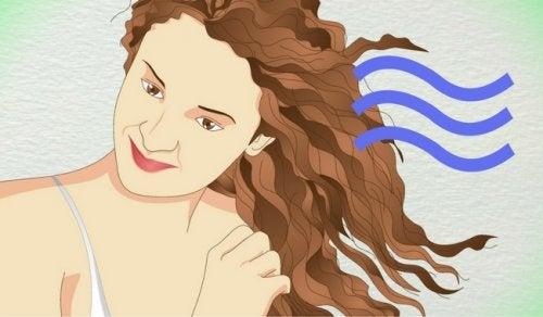 5 безпечних способів завити волосся