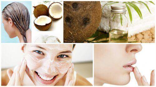 9 нових застосувань кокосової олії