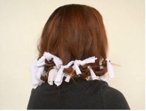 завитки в волоссі