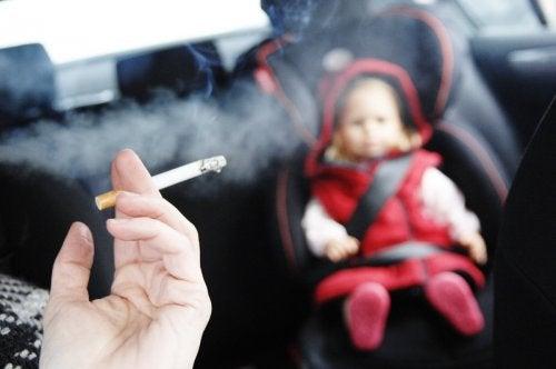 пасивне куріння впливає на серце