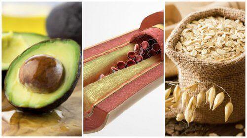 6 продуктів, щоб контролювати високий рівень тригліцеридів
