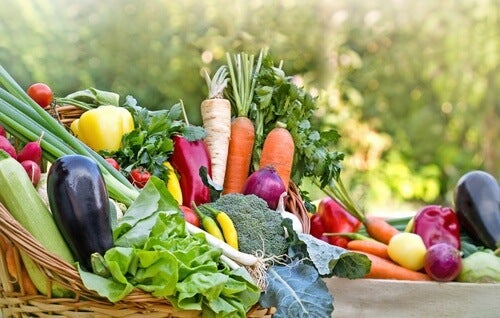 Овочі та втрата ваги