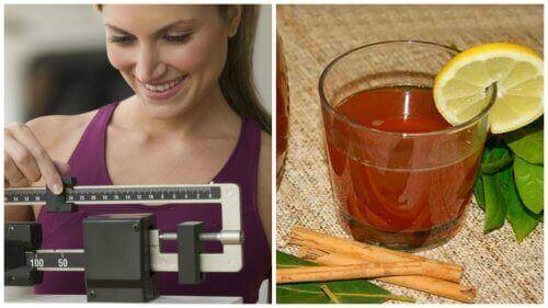 Як схуднути за допомогою чаю з корицею і лавровим листом
