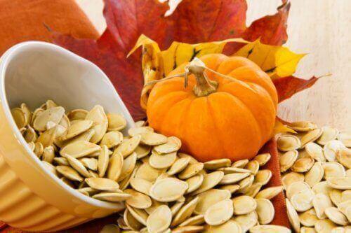 8 причин їсти гарбузове насіння