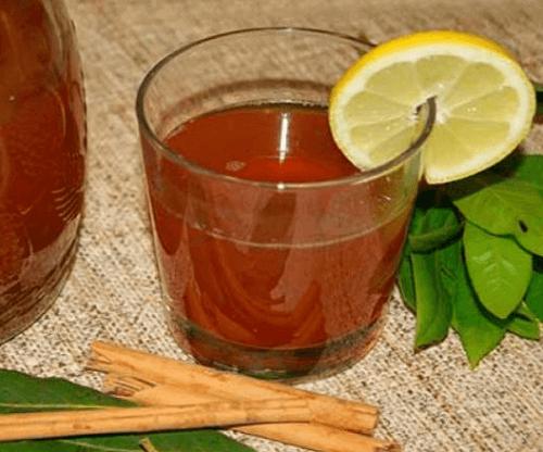 чай з корицею і лавровим листом рецепт