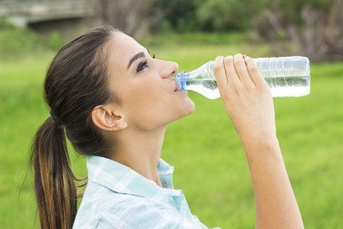 Пиття води