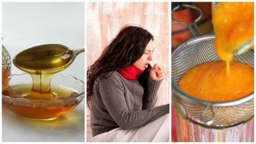 Морквяний сироп з медом від мокротиння