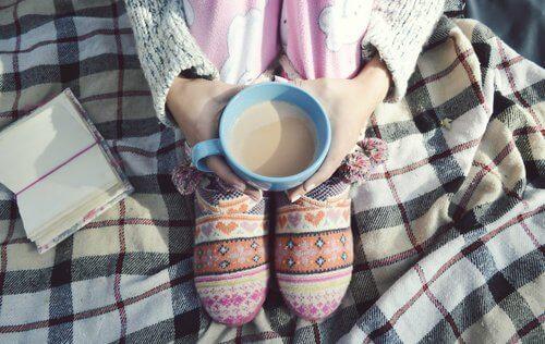 пийте чай перед сном
