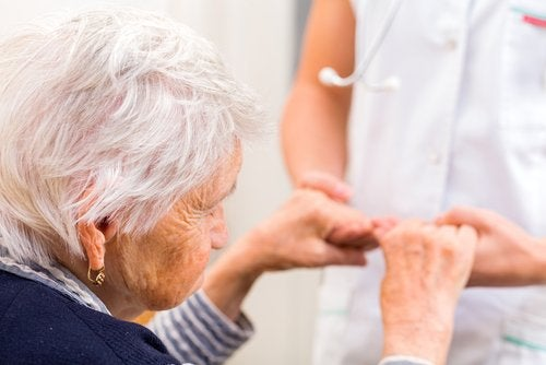 пацієнт із хворобою Альцгеймера