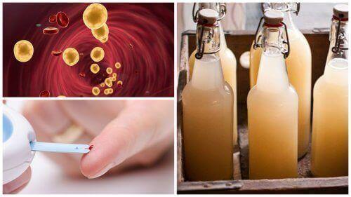Імбирне пиво для зниження рівня холестерину і цукру в крові