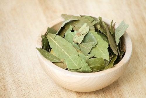 олія лаврового листя