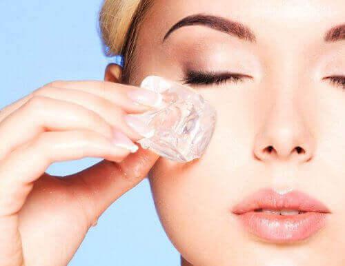лід для догляду за шкірою