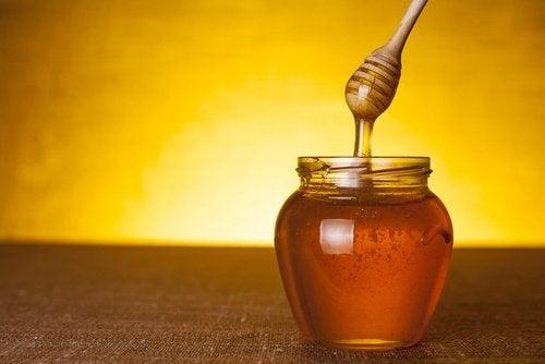 баночка меду