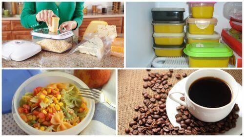 7 видів продуктів, які не варто зберігати у пластиковому посуді