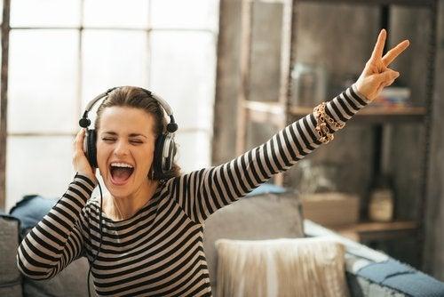 музика допоможе подолати сум
