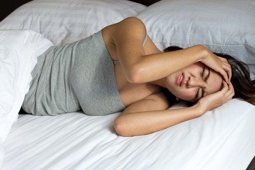 головний біль під час сну