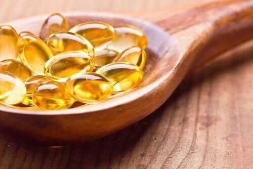 Олія вітаміну Е
