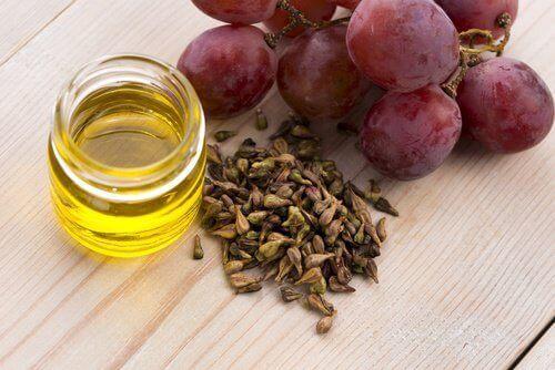 кісточки винограду