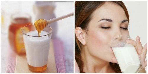 7 причин пити перед сном молоко з медом