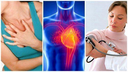 7 ускладнень, які виникають через гіпертонію