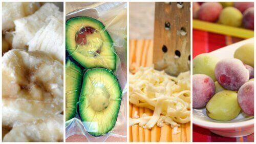 9 дивовижних продуктів, які можна заморозити