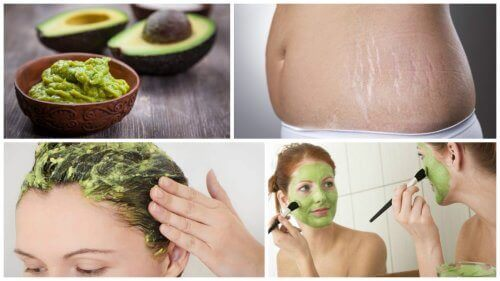 6 косметичних засобів на основі авокадо