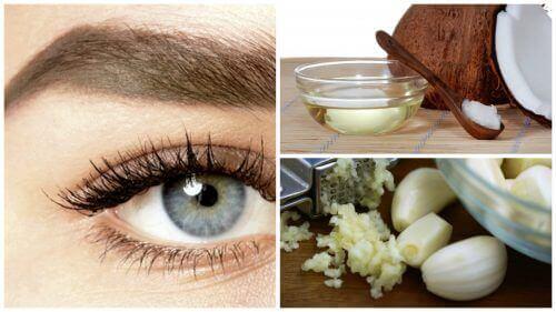 Густі брови за допомогою 7 натуральних засобів