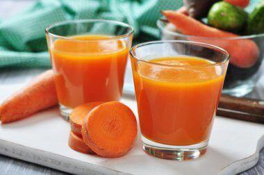 Сік із моркви