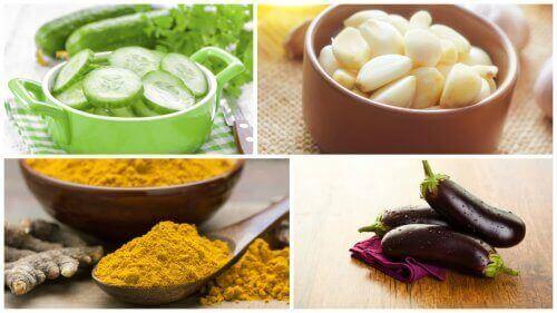 7 продуктів, щоб усунути токсини та зміцнити імунну систему