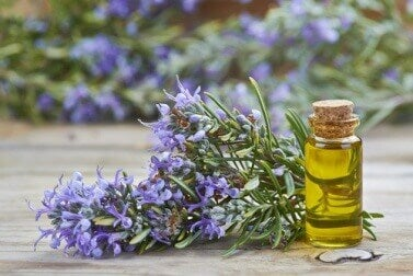 Природна олія для брів