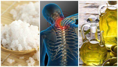 Дивовижний засіб із сіллю й олією проти болю в суглобах і м'язах