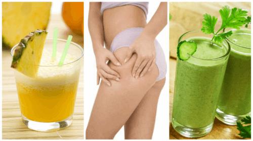 5 смачних смузі для боротьби із затримкою рідини