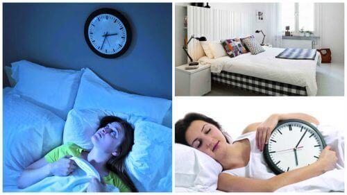 8 способів позбутися розладів сну