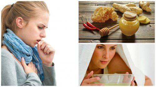 Власноруч приготуйте ці 5 натуральних відхаркувальних засобів і позбудьтеся кашлю