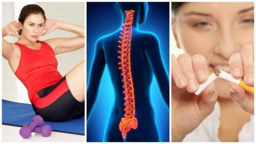 8 порад, щоб зберегти хребет здоровим і сильним
